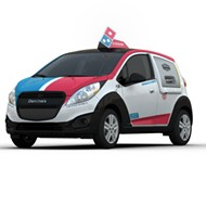 UPDATED: Domino's new delivery fleet design with your pizza's safety in mind