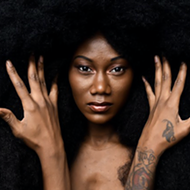 'Hairarchy' celebrates natural hair at Detroit's Norwest Gallery of Art