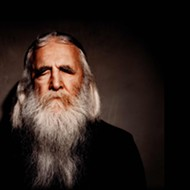 An archival interview with blind street performer and composer Moondog