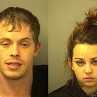 Wal-Mart marriage proposal ends in arrest