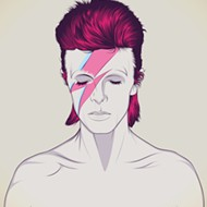 Tonight: Say cheers and celebrate the life and times of David Bowie at a dance party at Old Miami
