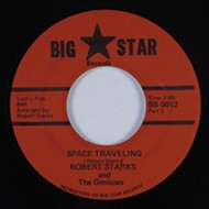 Listen: Robert Starks and the Geniuses' 'Space Traveling' is cosmic, funky Detroit blues