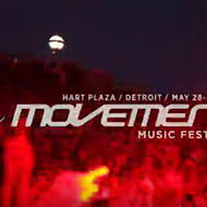 Just announced: Movement festival 2016's lineup 'phase one' — headlined by Kraftwerk!