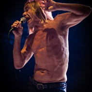 Just announced: Iggy Pop plays the Fox April 7 with Josh Homme from QOTSA