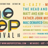 Just announced: Mo Pop 2016 festival lineup with Haim, G-Eazy, and much more