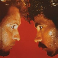 Just announced: Hall and Oates at DTE on July 18