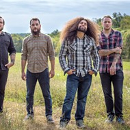 Coheed and Cambria shifts focus from concept albums