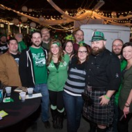 Prepare yourself for St. Patrick's Day at Irish Taste Fest