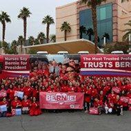 National nurse's union's 'Bernie Bus' to arrive in Detroit and Flint