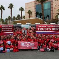 National nurse's union's 'Bernie Bus' to arrive in Detroit and Flint