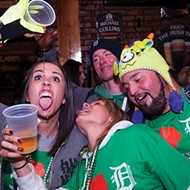 You can't have St. Patrick's Day in Detroit without the Old Shillelagh