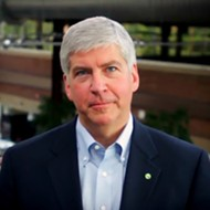 Watch Gov. Snyder and Darnell Earley try to explain the Flint water crisis to Congress