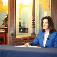 Gov. Whitmer announces three-week stay-at-home order as coronavirus spreads in Michigan