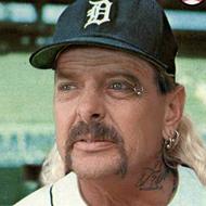Local meme lord imagines 'Tiger King' Joe Exotic as 1978 Detroit Tiger