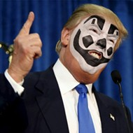 Trump v Bernie: who makes the better Juggalo?