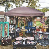 Vintage lovers, this market is for you