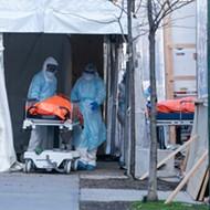 Oakland County deploys mobile morgues as coronavirus strainshospitals