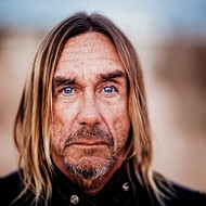 Iggy Pop to attend special VIP photo exhibition at MOCAD