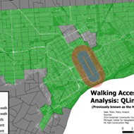Who is the QLine (M-1 Rail) really for?