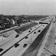 Detroit is the poster child for how urban freeways gutted U.S. cities