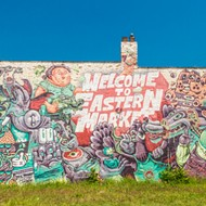 Architectural Digest's guide to touring Detroit street art