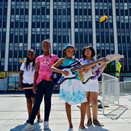 Success of Girls Rock Detroit summer camp inspires expansion