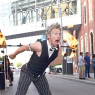 Opa! Greektown at Sundown returns