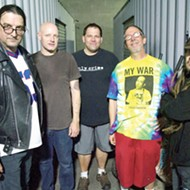 Capture the FLAG: Keith Morris on growing up in punk, and his autobiography 'My Damage'
