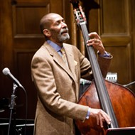 Ron Carter plays a rare intimate show tonight at Dirty Dog Jazz Cafe
