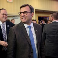 Libertarian Justin Amash could be the marijuana candidate