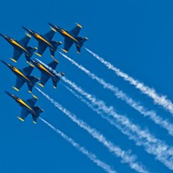 Everyone is extremely horny for the Blue Angels — except me