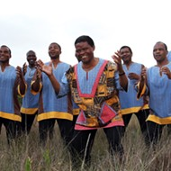 Show preview: Ladysmith Black Mambazo, Sweet Honey in the Rock at Chene Park this Sunday