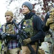 Armed protesters in Lansing force the question: Is this how we do governing now?
