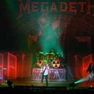 Megadeth brings Dystopia World Tour to Joe Louis
