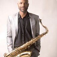 Young saxophonist Charles Earl readies his debut