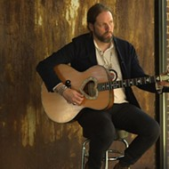 Hear a softer squawk from former Black Crowes guitarist