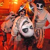 Rejoice! Theatre Bizarre expands with two weekends this fall
