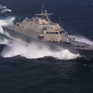 The US Navy just named a ship after Detroit (and it's badass)