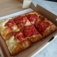 We tried Brooklyn's first Detroit-style pizza joint Emmy Squared