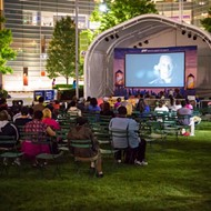 Watch The Martian at Campus Martius tonight