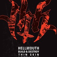 Hellmouth (and friends) take the stage at The Majestic