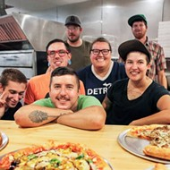 From basic to graduate level, check out Pie-Sci's progressive pizza menu