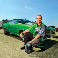 Speed queen: Meet Karri Anne Beebe, the fastest woman in Michigan