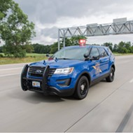 Michigan State Police SUV in the running for 'Best Looking Cruiser' contest