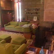 If you've always wanted to live in a Frank Lloyd Wright home, now's your chance