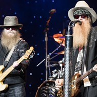 ZZ Top bring 'a hell of a show' to DTE Energy Music Theatre