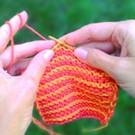Combine beer and knitting at Patrick J's Irish Pub tonight