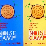 Noise Camp is free, Saturday at UFO Factory