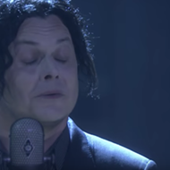 VIDEO: Jack White got emotional on 'Tonight Show'