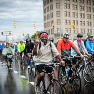 Tour de Troit rolls again